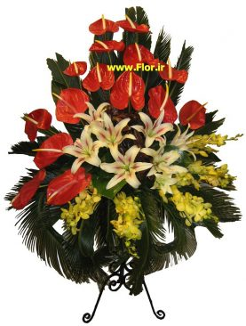 Large Arrangement 246